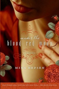 REVIEW:  Under the Blood Red Moon by Mina Hepsen