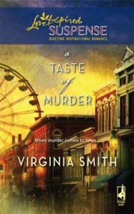 REVIEW: A Taste of Murder by Virginia Smith