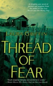 REVIEW: Thread of Fear by Laura Griffin