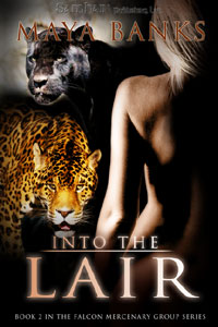 REVIEW:  Into the Lair by Maya Banks