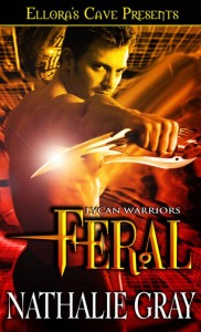 REVIEW:  Feral by Nathalie Gray