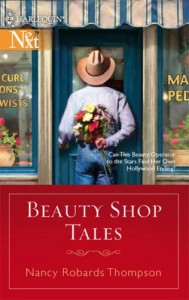 REVIEW: Beauty Shop Tales by Nancy Robards Thompson