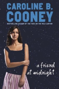 REVIEW: A Friend at Midnight by Caroline B Cooney