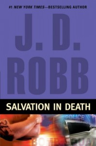 REVIEW:  Salvation in Death by J.D. Robb