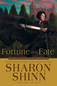 REVIEW: Fortune and Fate by Sharon Shinn