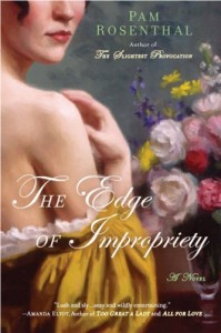 CONVERSATIONAL REVIEW: The Edge of Impropriety by Pam Rosenthal