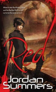 REVIEW:  Red by Jordan Summers