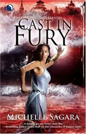 REVIEW: Cast in Fury by Michelle Sagara