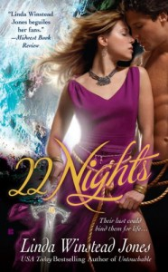 REVIEW:  22 Nights by Linda Winstead Jones