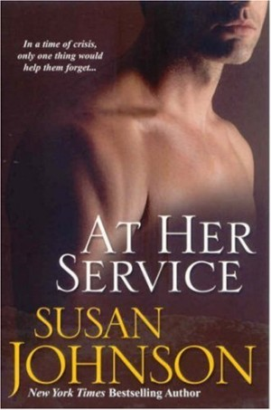 REVIEW:  At Her Service by Susan Johnson
