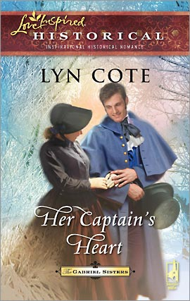 REVIEW: Her Captain's Heart by Lyn Cote