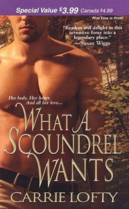 REVIEW: What a Scoundrel Wants by Carrie Lofty