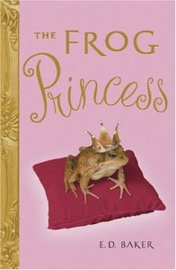 REVIEW: The Frog Princess (Book One of Tales of the Frog Princess) by E.D. Baker