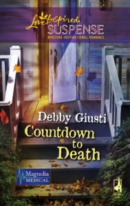 REVIEW: Countdown to Death by Debby Giusti