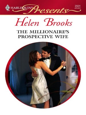 REVIEW:  The Millionaire's Prospective Wife by Helen Brooks