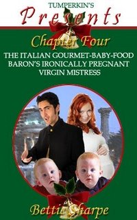 The Italian Gourmet-Baby-Food Baron's Ironically Pregnant Virgin Mistress