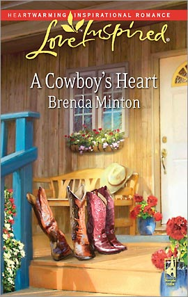REVIEW: A Cowboy's Heart by Brenda Minton