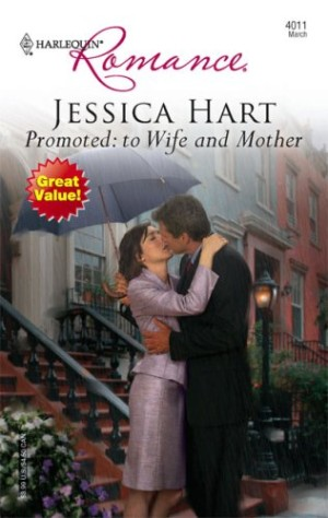 REVIEW: Promoted:  To Wife and Mother by Jessica Hart