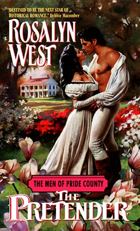 REVIEW:  The Pretender (Men of Pride County Book IV) by Rosalyn West