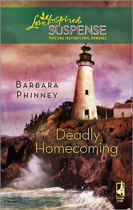 REVIEW: Deadly Homecoming by Barbara Phinney