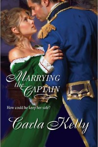 REVIEW: Marrying the Captain by Carla Kelly