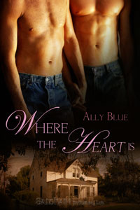 REVIEW: Where the Heart Is by Ally Blue