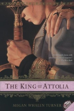 REVIEW: The King of Attolia by Megan Whalen Turner