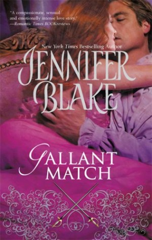 REVIEW: Gallant Match by Jennifer Blake