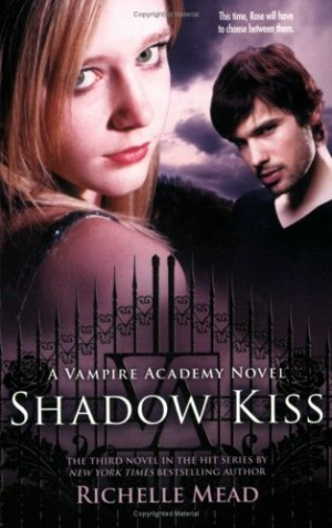 OMNIBUS REVIEW: Vampire Academy, Frostbite and Shadow Kiss by Richelle Mead