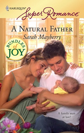 REVIEW:  A Natural Father by Sarah Mayberry