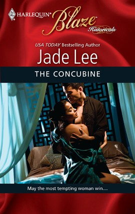 REVIEW: The Concubine by Jade Lee