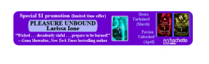 Pleasure Unbound $1.00 from Warner Forever