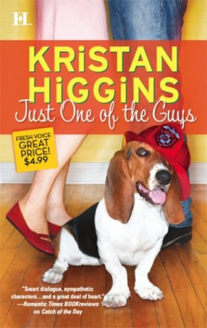 Thursday Afternoon Haiku Moment:  Just One of the Guys by Kristan Higgins