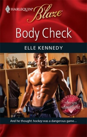 REVIEW:  Bodycheck by Elle Kennedy