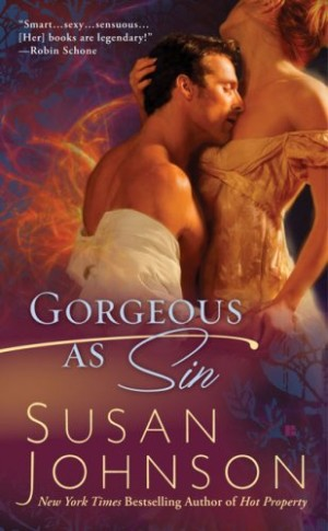 REVIEW:  Georgeous as Sin by Susan Johnson