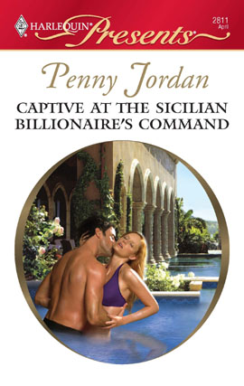REVIEW:  Captive at the Sicillian Billionaire's Command by Penny Jordan