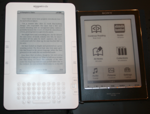 How to Decide Between the Sony and the Kindle eInk Readers