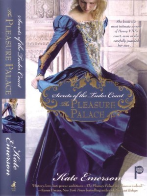 REVIEW: The Pleasure Palace by Kate Emerson
