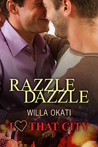 REVIEW: I Heart That City: Razzle Dazzle by Willa Okati