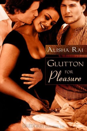 REVIEW:  Glutton for Pleasure by Alisha Rai