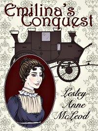 REVIEW: Emilina's Conquest by Lesley Anne McLeod