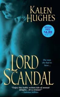 REVIEW: Lord Scandal by Kalen Hughes
