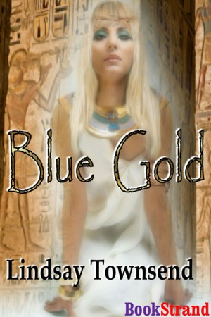 REVIEW: Blue Gold by Lindsay Townsend