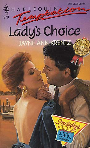 REVIEW:  Lady's Choice by Jayne Ann Krentz
