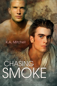 REVIEW: Chasing Smoke by K. A. Mitchell