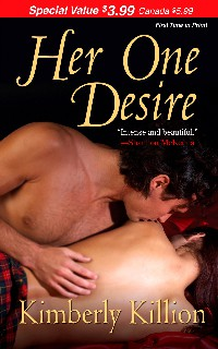 Interview with Kimberly Killion, Her One Desire