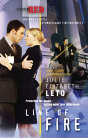 REVIEW: Line of Fire by Julie Elizabeth Leto