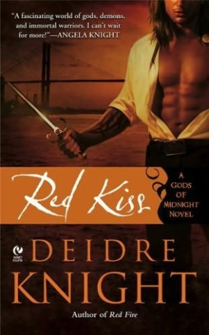REVIEW: Red Kiss by Deidre Knight