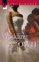 REVIEW: The Right Wedding Gown by Shirley Hailstock