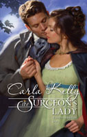 REVIEW: The Surgeon's Lady by Carla Kelly